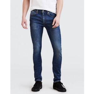 Levi's 519 Extreme Skinny Fit Blue Denim Jeans